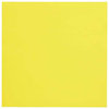 C0259-10 - Single Color Origami - Giallo, un lato bianco -  35cm
