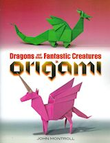 L1233 - DRAGONS AND OTHER FANTASTIC CREATURES IN ORIGAMI