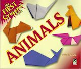 L1236 - MY FIRST ORIGAMI BOOK - ANIMALS