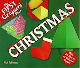 L1238 - MY FIRST ORIGAMI BOOK - CHRISTMAS