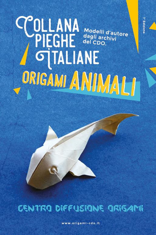 pieghe italiane: origami animali